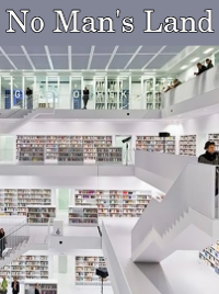 Atrium of Stuttgart's Stadtbibliothek am Mailänder Platz